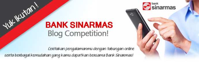 Lomba Blog Bank Sinarmas Roadblog 10 Kota