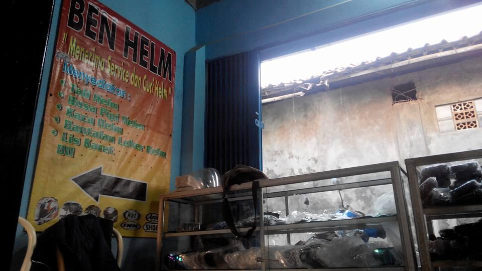 Ben Helm Bekasi