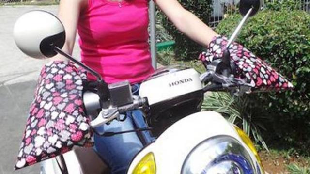 Sarung Tangan Motor Wanita