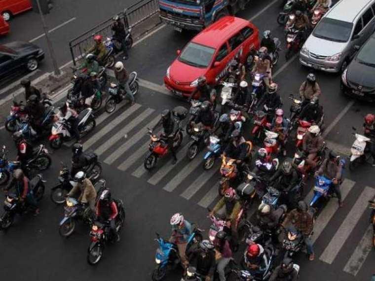 Perilaku Berkendara Sepeda Motor