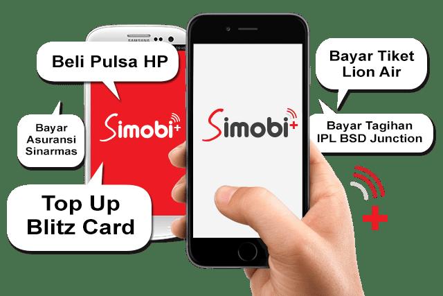 Image result for Aplikasi Simobiplus