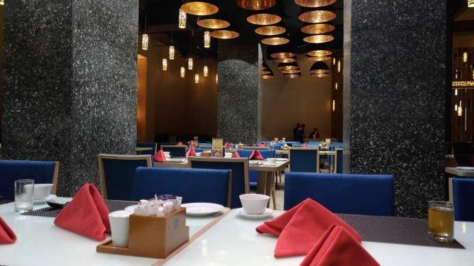 Cattapa Restaurant Grand Mercure Kemayoran