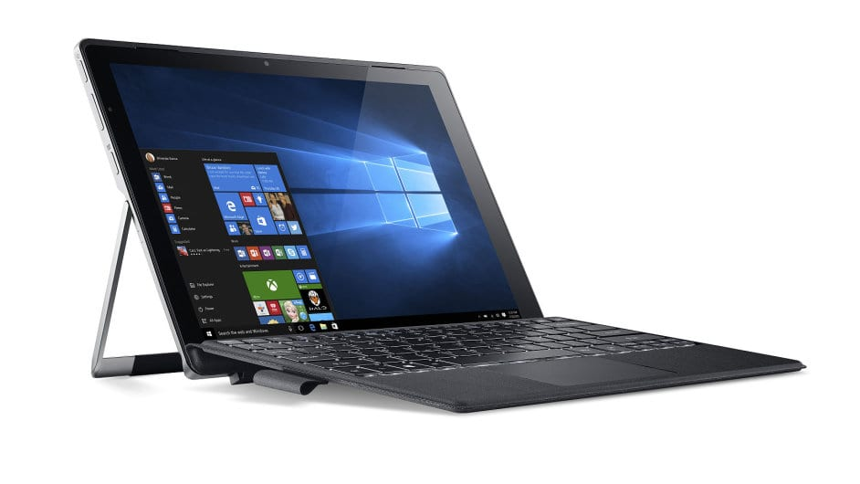 Desain Acer Switch Alpha 12