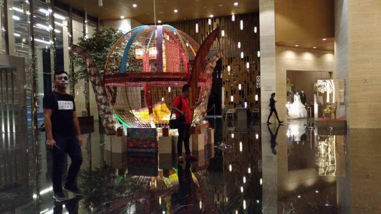 Lobby Grand Kemayoran