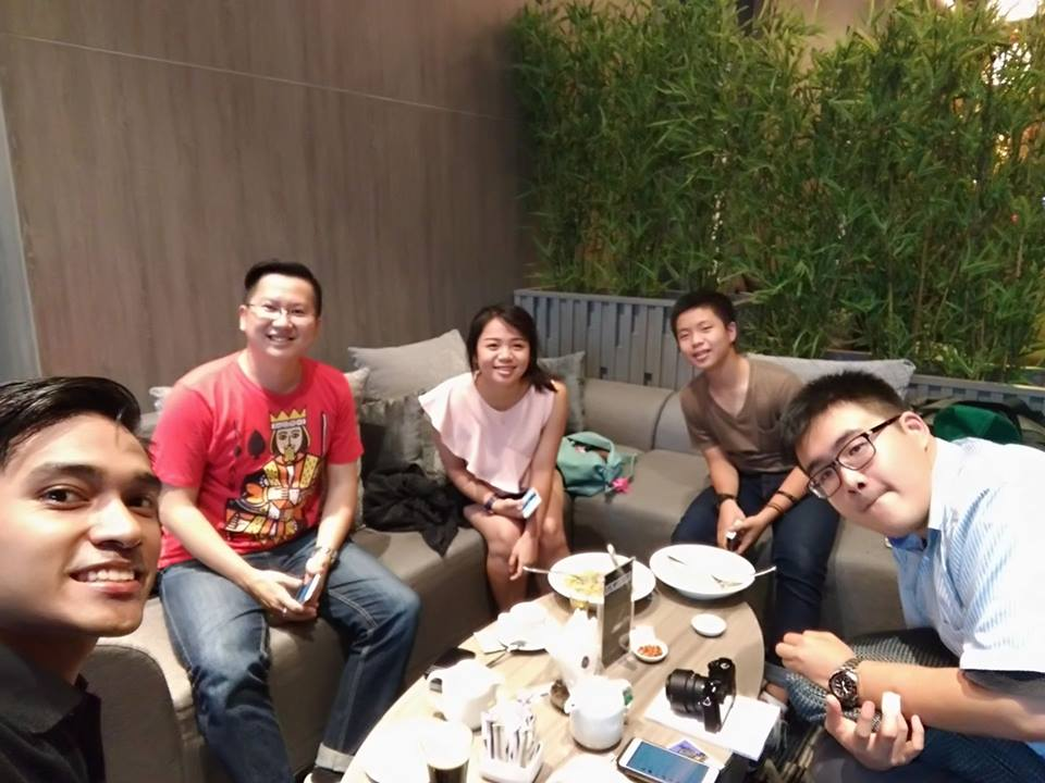 Plumeria Lounge Grand Mercure Jakarta