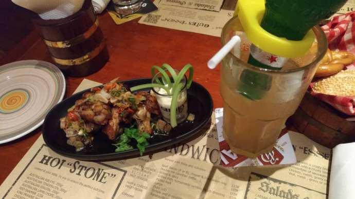 Tavern Grilled with Sambal Matah