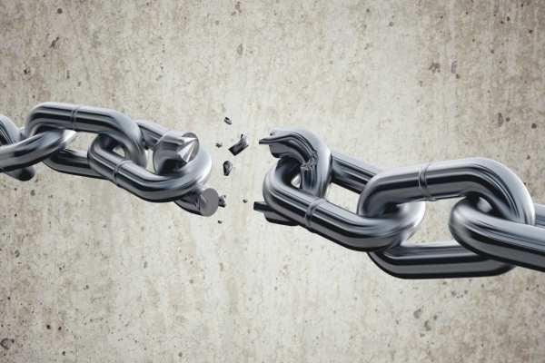 Memperbaiki Link Yang Rusak