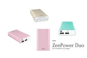 Powerbank Terbaru ASUS ZenPower Duo
