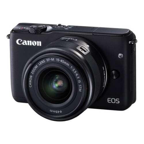Kamera Untuk Vlog EOS M10