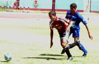 Sub 17 Caracas FC vs Centro Italo SD