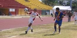 Sub 17 Caracas FC vs Aragua FC