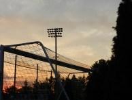 Sunset at Hofstra