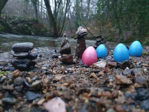 Woodland Adventure sinnovator kegel eggs and the rock monsters