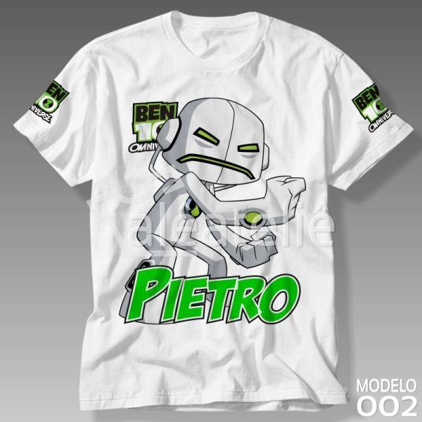 Camiseta Ben 10 Eco Eco