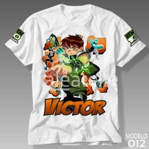 Camiseta Ben 10 Omnitrix 012