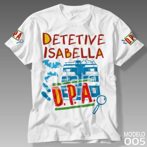 Camiseta Detetives do Prédio Azul 005