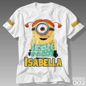 Camiseta Minions 002