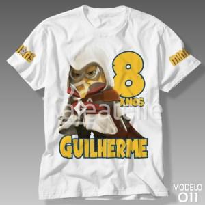 Camiseta Minions 011