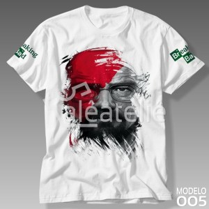 Camiseta Breaking Bad 005