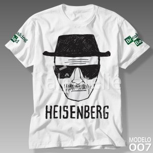 Camiseta Breaking Bad 007