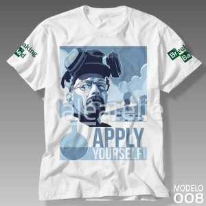 Camiseta Breaking Bad 008