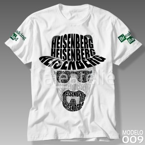 Camiseta Breaking Bad 009