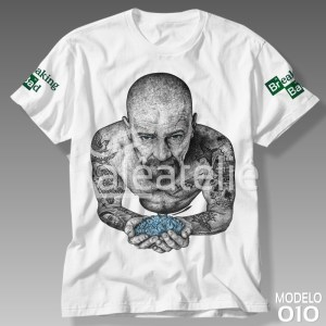 Camiseta Breaking Bad Swag