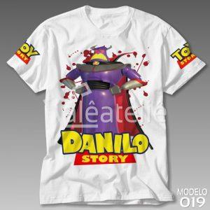 Camiseta Toy Story Zurg