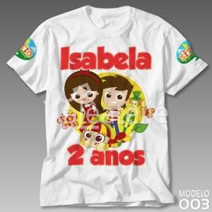 Camiseta Sitio do Picapau Amarelo 003