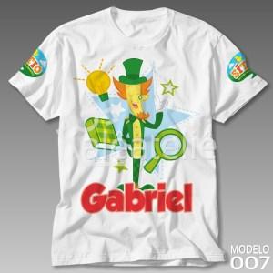 Camiseta Sitio do Picapau Amarelo 007