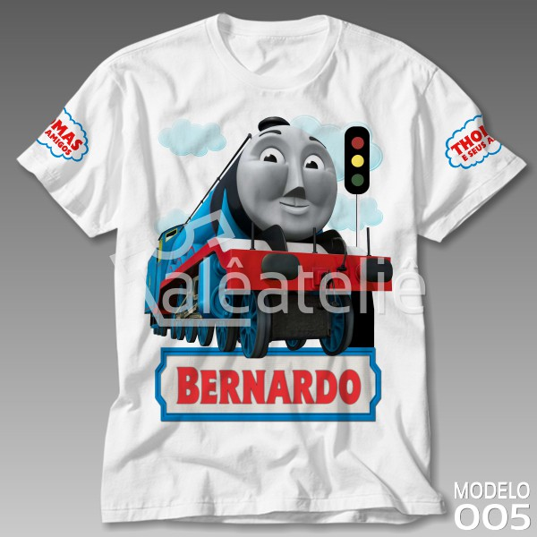 Camiseta Thomas Gordon
