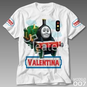 Camiseta Thomas 007