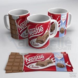 Caneca Chocolate Páscoa