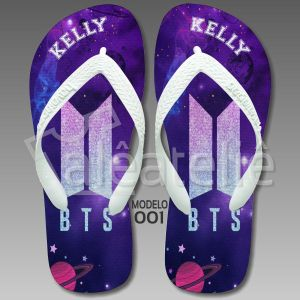 Chinelo BTS Army