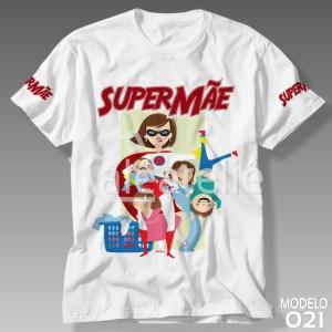 Camiseta Dia das Mães 021