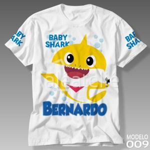 Camiseta Personalizada Baby Shark