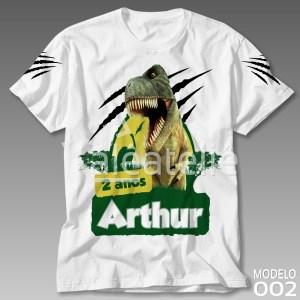 Camiseta Dinossauro 002