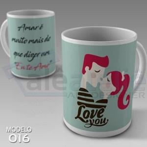 Caneca Love Dia Namorados