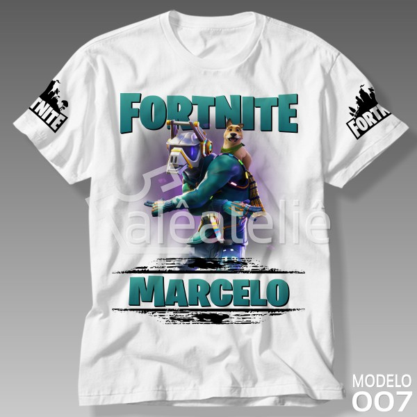 Camiseta Fortnite DjYonder
