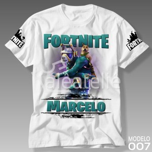 Camiseta Fortnite 007