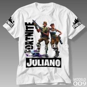 Camiseta Fortnite 009