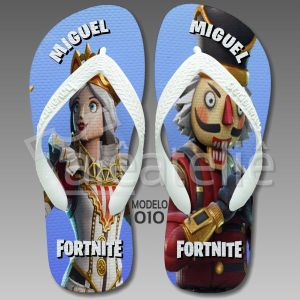Chinelo Fortnite Crackshot