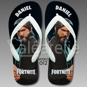 Chinelo Fortnite 012