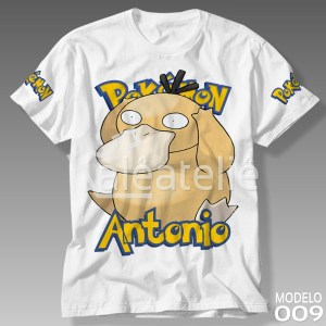 Camiseta Pokemon Psyduck