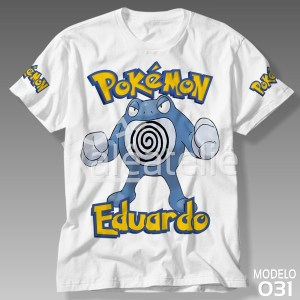 Camiseta Pokemon 031