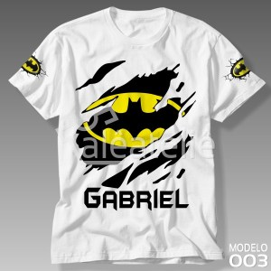 Camiseta Batman 003