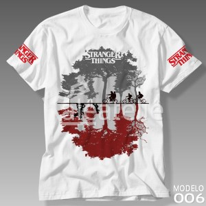 Camiseta Stranger Things 006