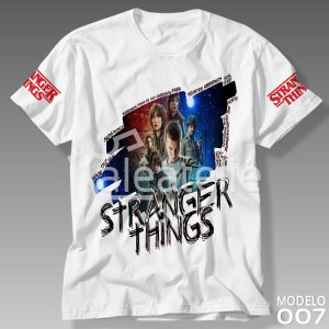 Camiseta Stranger Things Netflix