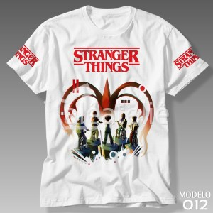 Camiseta Stranger Things 012