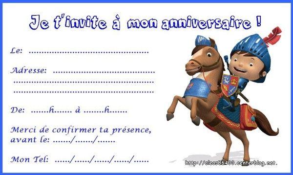 cartes invitations mike le chevalier 03